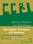 Spring Student Art Exhibition