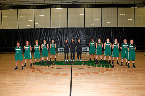 CCRI's Women's Basketball