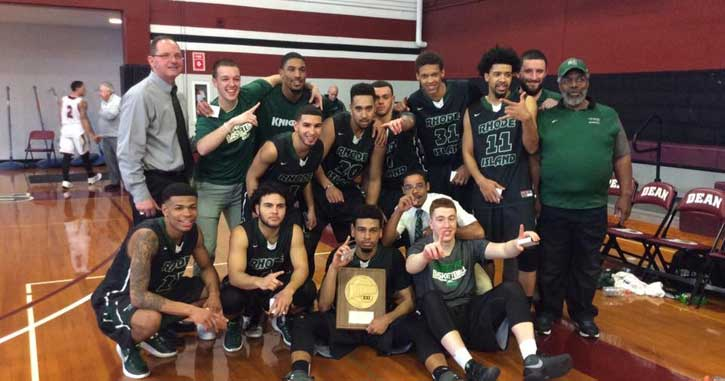 CCRI's Men's Basketball