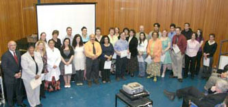 Honors Forum participants, click for more pictures