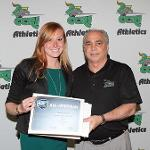 Department of Athletics Student-Athlete Awards ceremony